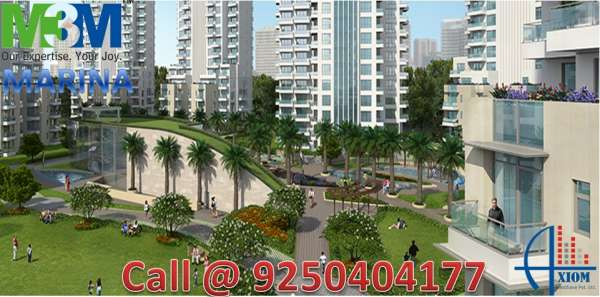 M3m marina ultra luxury apartments in sector 68 gurgaon