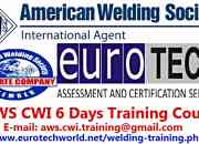 Aws cwi 6 days training course and 1 day official exam