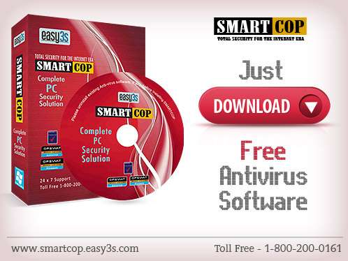 Smartcop total security solution against viruses & worms