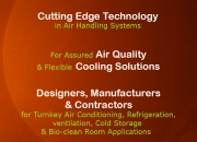 Air conditioning handling system