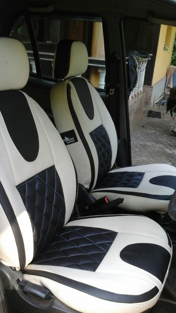 Pictures of Car seat covers @ pocket friendly price 3