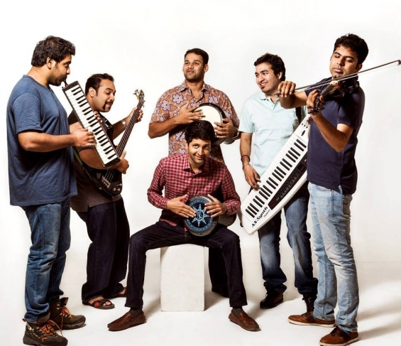 Oxygen, contemporary indian fusion music band