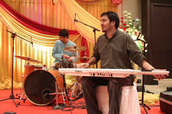 Oxygen, contemporary carnatic fusion music band