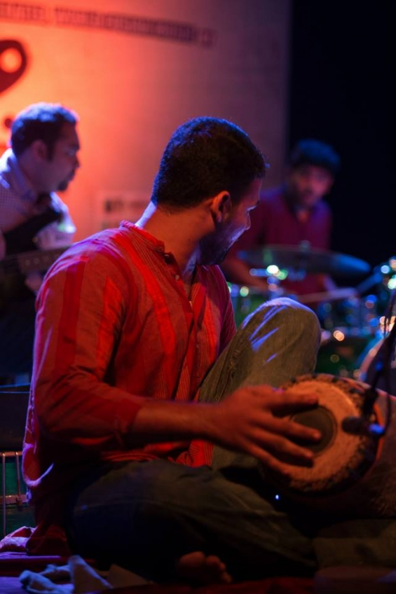 Oxygen, contemporary indian instrumental music band