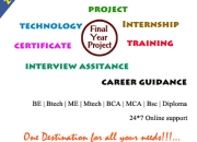 Final year be|mca projects in yelahanka | bangalore