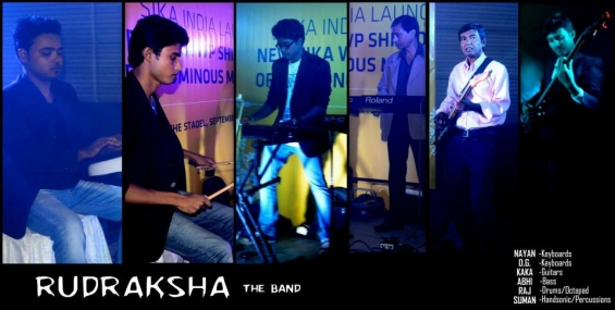 Musical band in kolkata, event service in kolkata, fusion