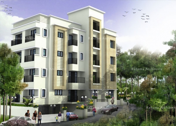 Sri sai brindavan luxury apartments for sale from 30 lakhs 2bhk and 3 bhk