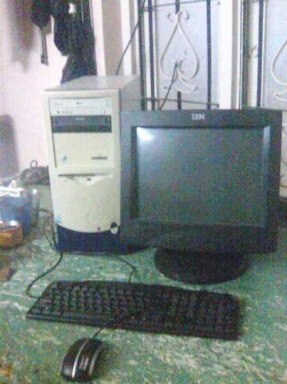 Pentium 4 desktop