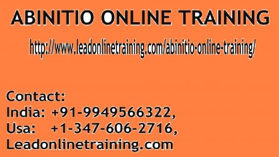 Abinitio online training | abinitio online training in usa, uk, canada, malaysia, austral