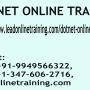 DOT NET Online Training | DOT NET basis Online Training in usa, uk, Canada, Malaysia, Au