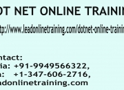 DOT NET Online Training   DOT NET basis Online Training in usa, uk, Canada, Malaysia,   Au