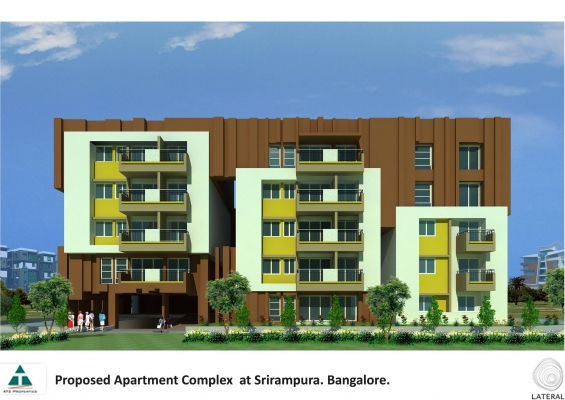 Luxurious residential apartment @ affordable cost in bangalore city