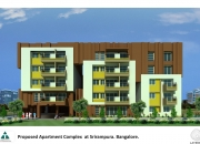 Luxurious residential apartment @ affordable cost…