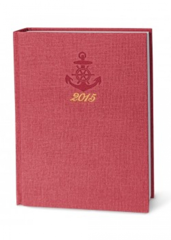 Promotional 2015 diary-corporate gift business diary