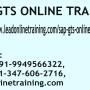 SAP GTS Online Training | SAP GTS basis Online Training in usa, uk, Canada, Malaysia, Aust