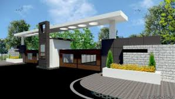 Villa and villa plot available for sale