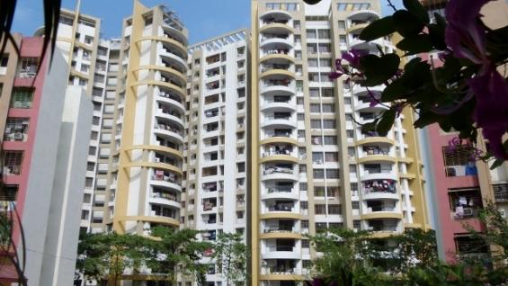 2 bhk flat for sale at ghodbundar road thane west.