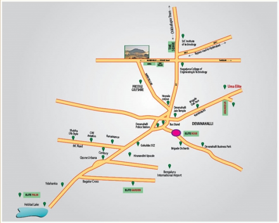 Pictures of Location map