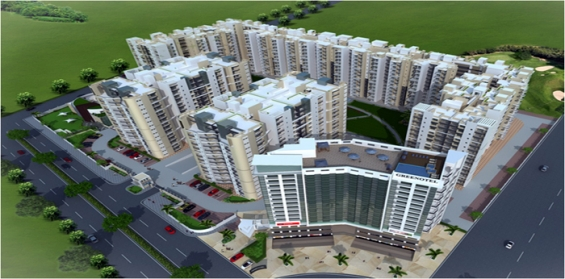 , green avenue  3-4 bhk, rs- 67lacs onwards, size- 3699 sq.ft.