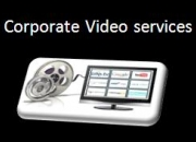 Use corporate video services to promote your business online.