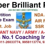 Best Coaching Classes for Army, Navy, Air Force in South Delhi Near Kalkaji