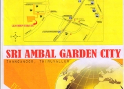 A well equiped and Designated residential plot for sale @ Thiruvallur.!!!