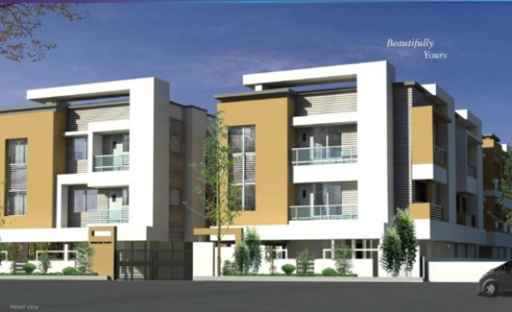 Cmda approved 2bhk flats for sale in kovur