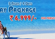 Colorful Vacations offers Luxury Tour Package for Goa