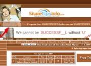 Get live share market tips from experts: Sharetipsinfo
