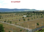 MUDA Approved S S Layout Details,Ready for Registration, Behind Chamundi Hills,