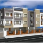 Near to occupy CMDA approved 3BHK Flats for sale in Kovur