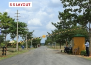 Sites in mysore, 30x40 site @ rs.8 lakhs pay in 6 installments,