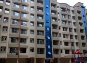 1 BHK fully furnished flat available in Gokul horizon Kandivali East.