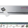 (510) Mitsubishi Electric 2500 Watts Air Conditioner MSZEF25VESKIT - System Designing - 91
