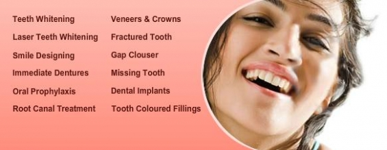Dental treatment in india cost