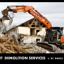 fixitdemolition@gmail.com FIXIT BUILDING DEMOLISHERS FIXIT Building Demolition Contractorv