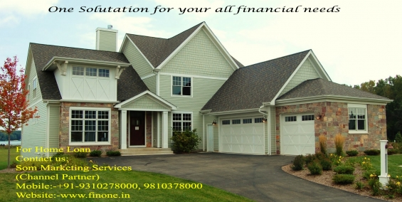 Home loan in delhi -som marketing services
