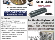 Reasonable we do document scanning @ 0.95ps, xerox @ 0.40ps (per side), printouts @ 0.75ps