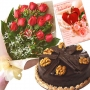 Surprise Your Love With Flowers & Gift