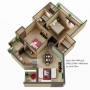 2,3 BHK Noida Extension, Amaatra Homes Flats, Homes Greater noida west