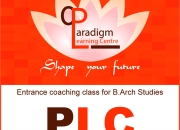 B.arch entrance coaching – weekend classes in chennai