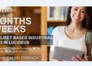 [only for final year students]6 month industrial training program with live projects at lu