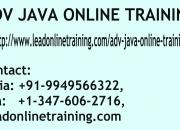 Adv java online training | adv java basis online training in usa, uk, canada, malaysia, au