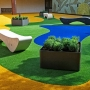 Artificial Turf by Namgrass Offers Eye Pleasing Landscaping Solution