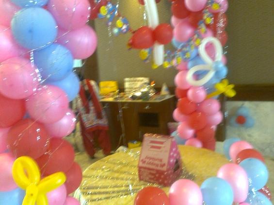 Birthday party planner & organiser in gurgaon