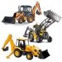 Construction Equipment - Rent Backhoe For Project