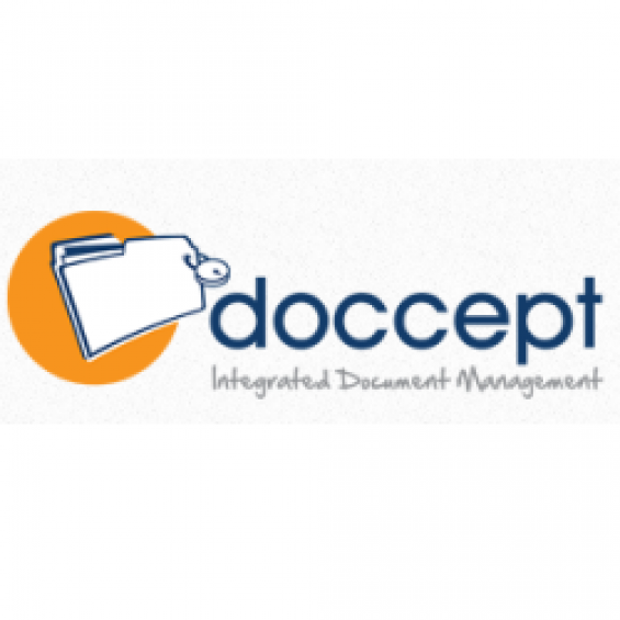 Electronic document management system software – doccept