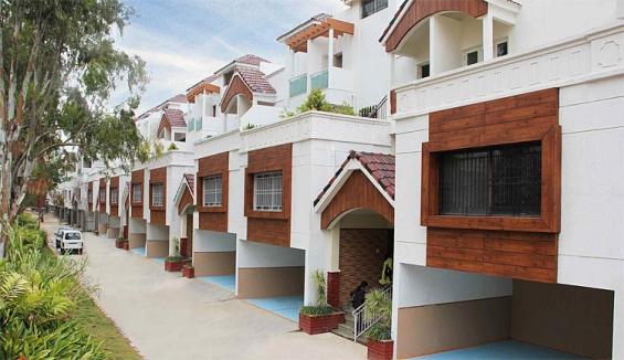 India property : luxury apartments in bangalore, gopalan urban woods