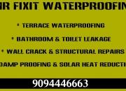 Mr fixit waterproofing & civil contractors