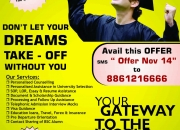 Offer on Admission Counselling Services